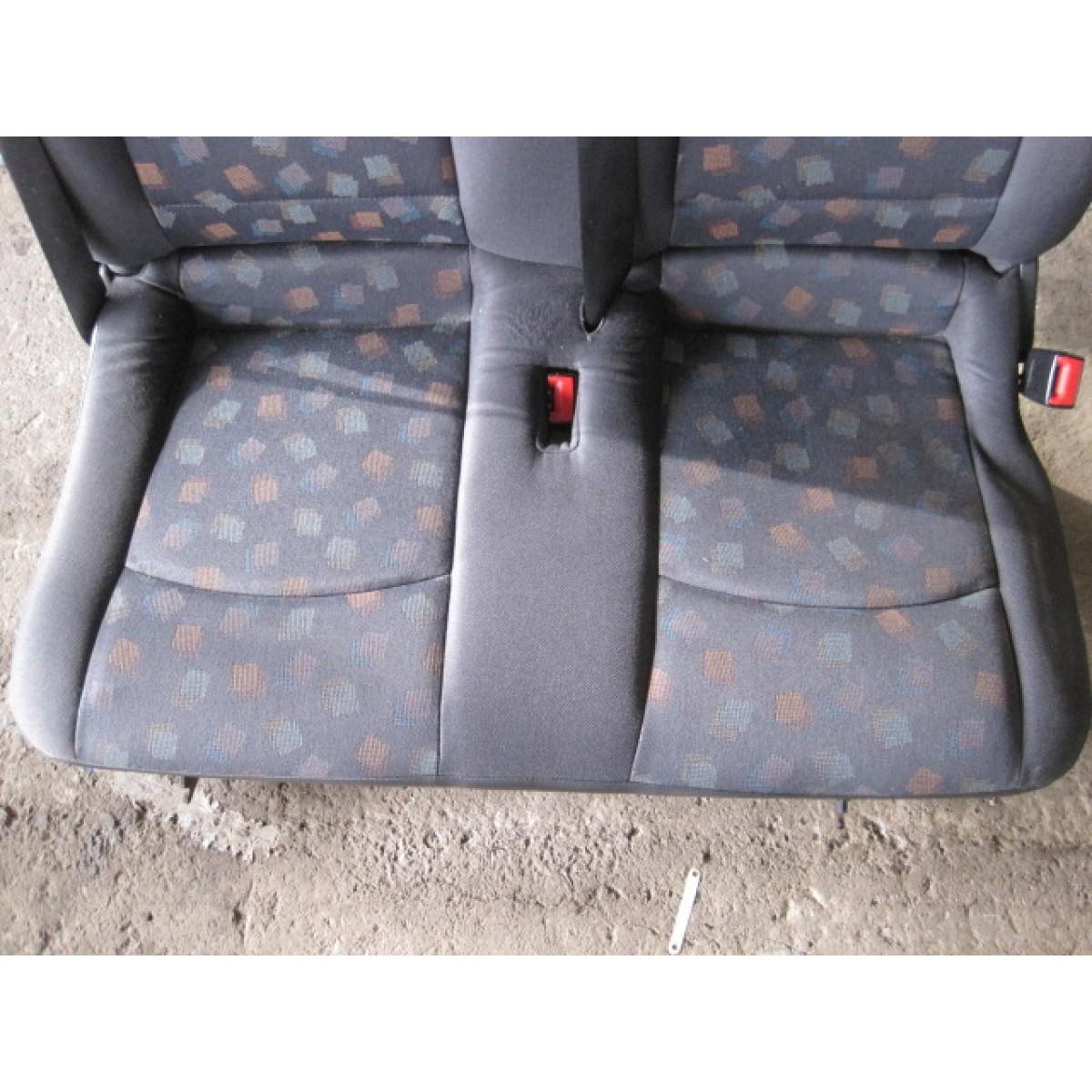 mercedes benz vito w639 2er sitzbank. Black Bedroom Furniture Sets. Home Design Ideas