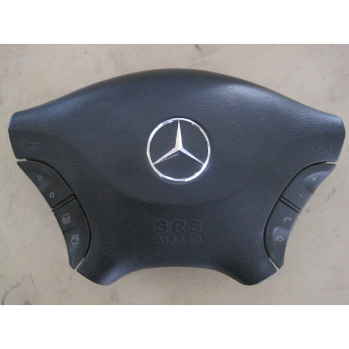 Mercedes benz vito viano w 639 airbag multifunktion for Mercedes benz airbags